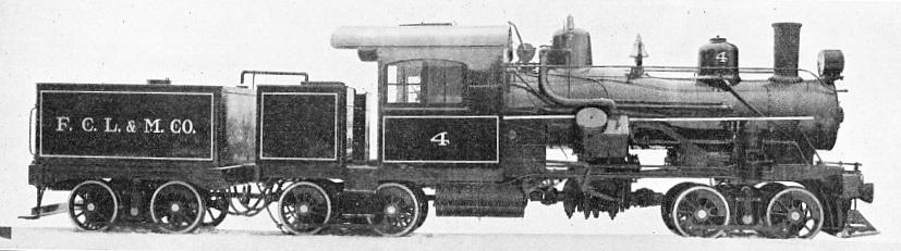 The Heisler Geared Locomotive - Railway Wonders of the World