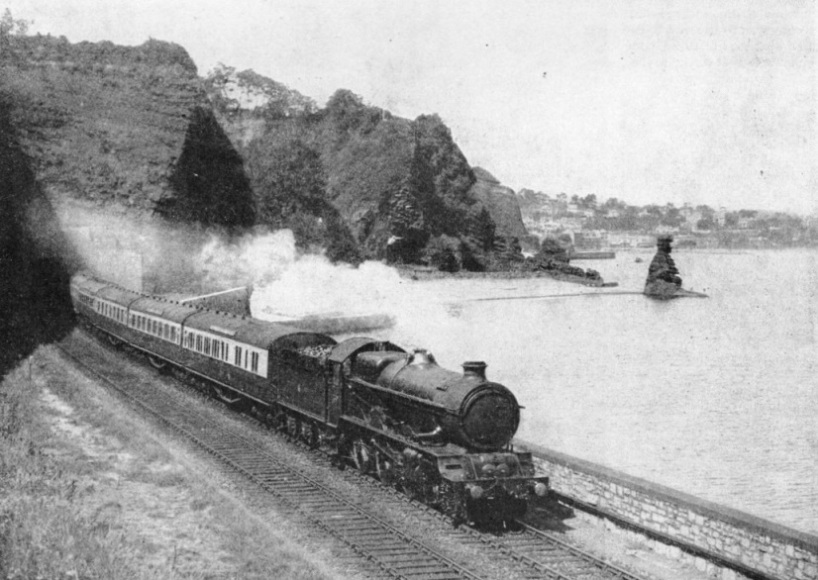 The Cornish Riviera Express
