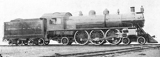 "A BALDWIN ""PACIFIC"" OF 1903"