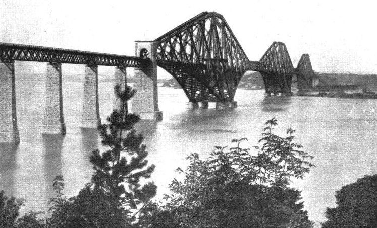 The great Forth Bridge