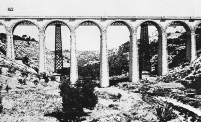 A NEW VIADUCT, at Palagianello