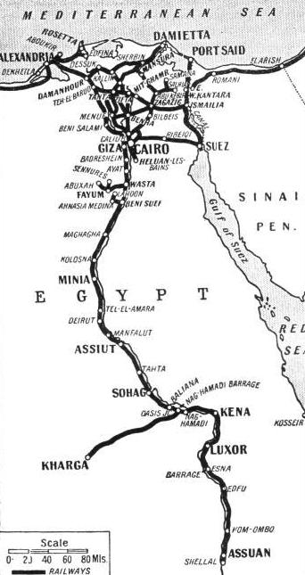 THE EGYPTIAN STATE RAILWAYS