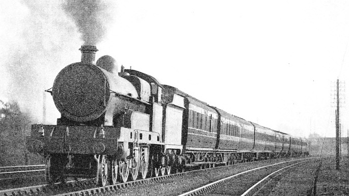 "THE ""DEVONIAN"", a daily express operating between Bradford, Leeds, Sheffield, Derby, Birmingham, Bristol, Exeter, Torquay, Paignton, and Kingswear"