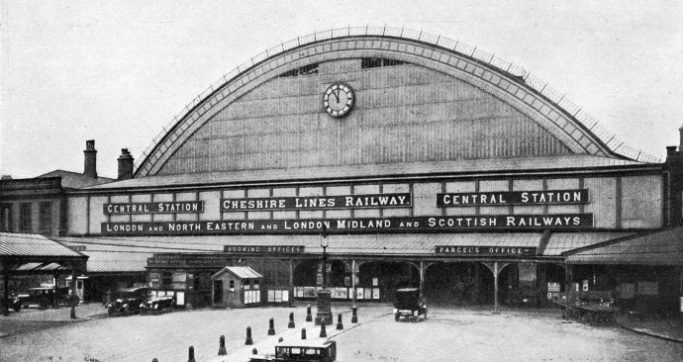 Manchester Central Station