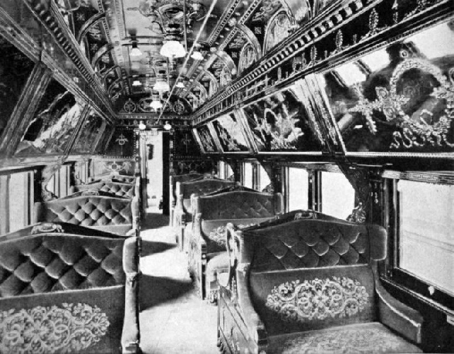 COMBINED PULLMAN AND SLEEPER