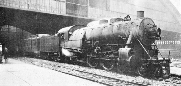 "THE LARGEST AND MOST POWERFUL TYPE OF ""ATLANTIC"" ON THE PHILADELPHIA AND READING RAILROAD"