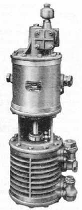 WESTINGHOUSE PUMP, as fitted to locomotives