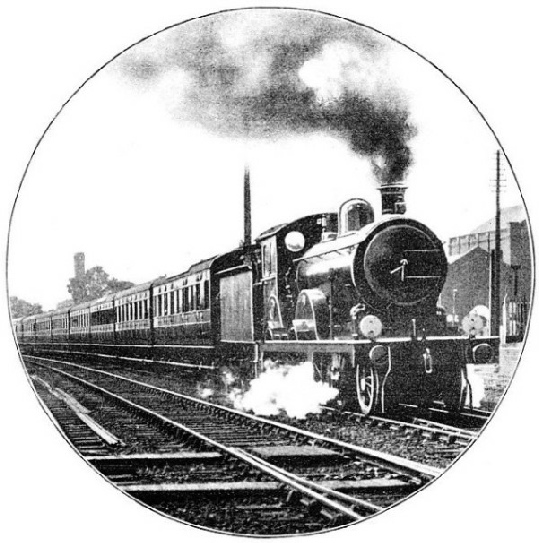 The Norfolk Coast Express, Great Eastern Railway