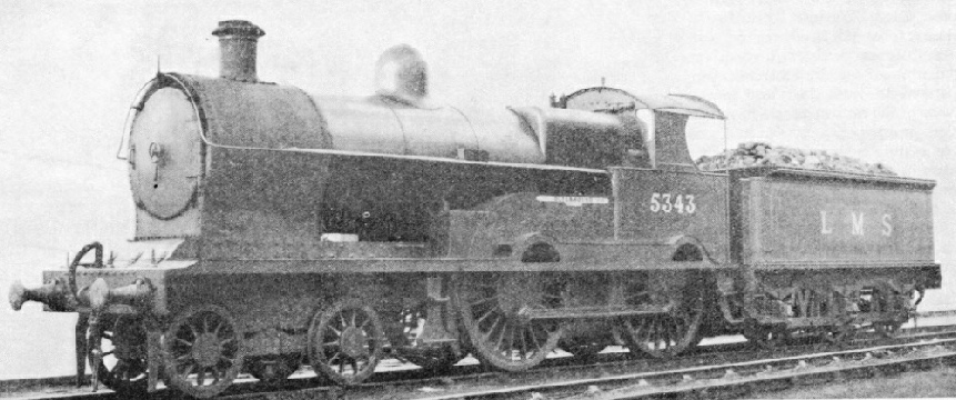 """Otterhound"", a locomotive of the ""George the Fifth"" class"