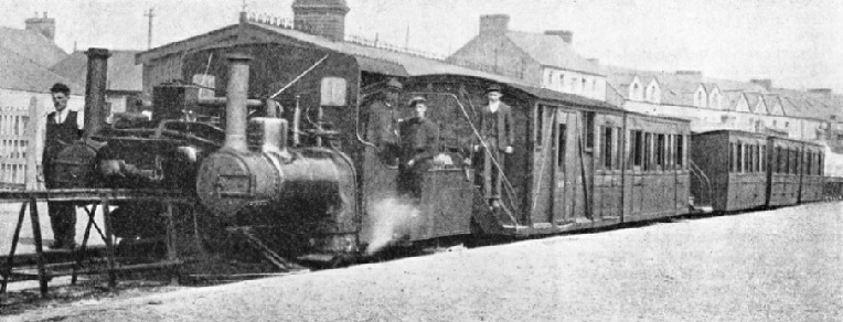 The Listowel and Ballybunion Railway