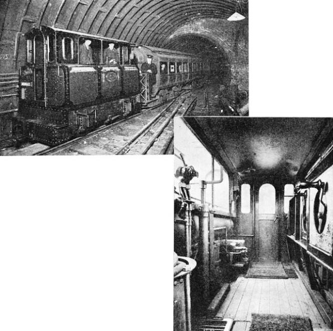 City and South London Railway