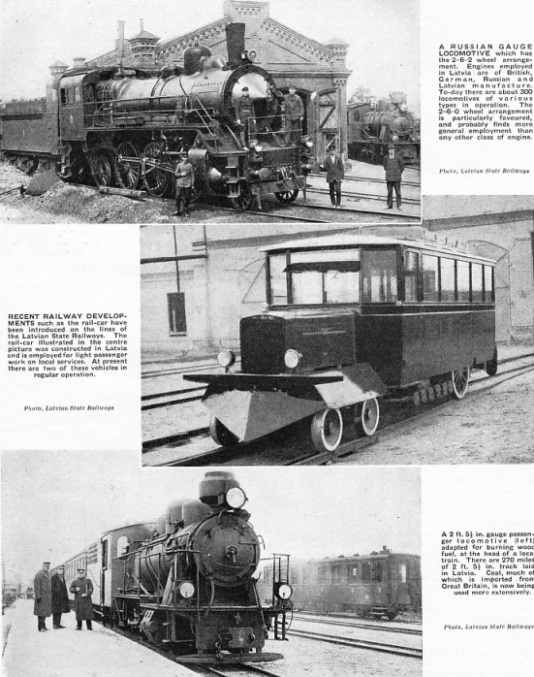 Latvian locomotives