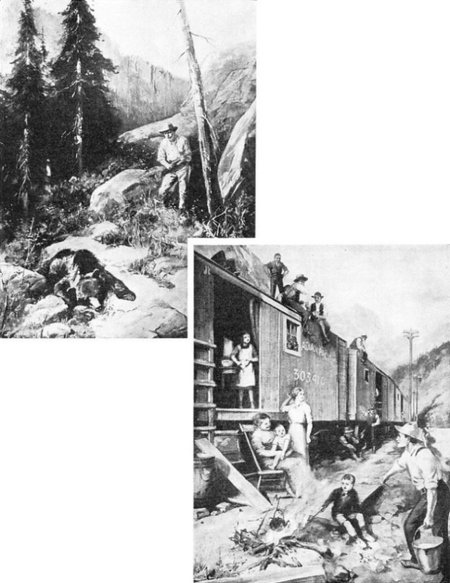 The Canadian Pacific Railway