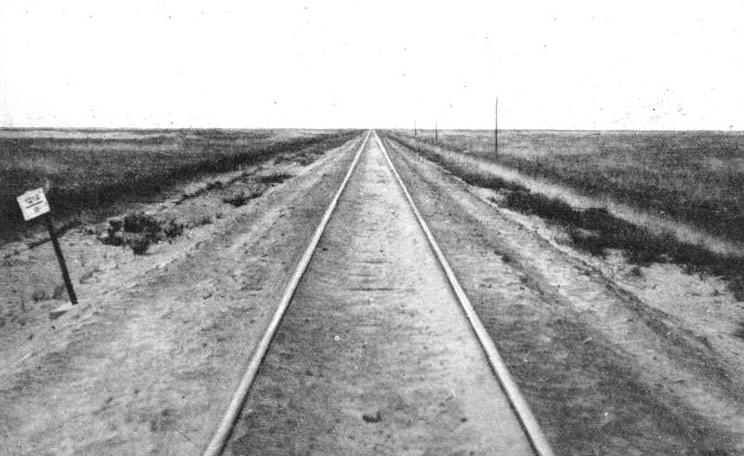 "A REMARKABLE ""STRAIGHT"" of the Benguela line"