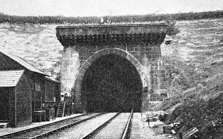 KILSBY TUNNEL, near Rugby