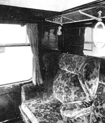 The latest LMS steel-panelled luxury corridor coach
