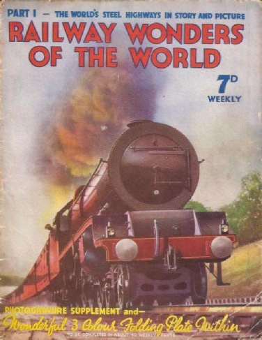 Railway Wonders of the World, part 1
