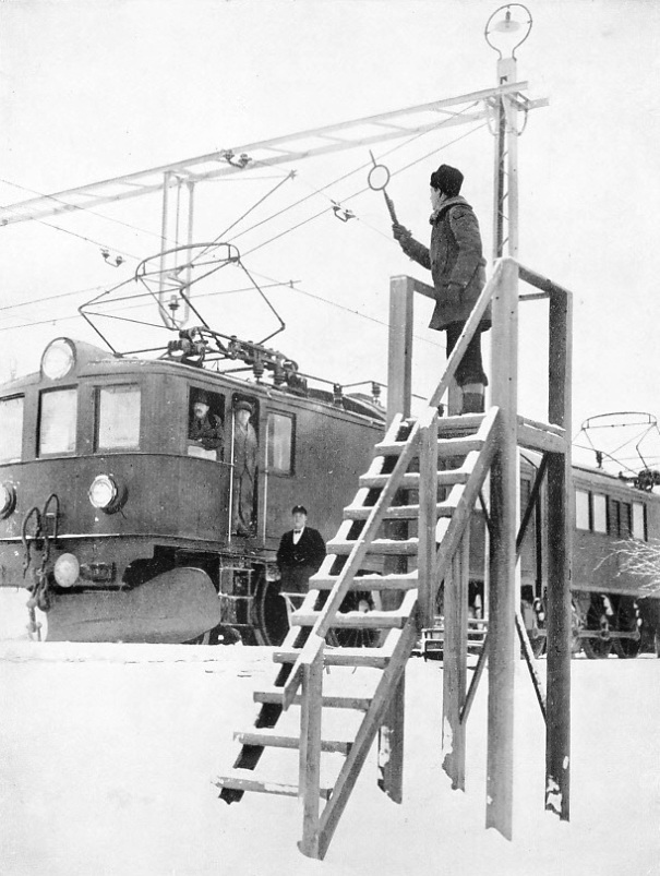 Swedens Rail System