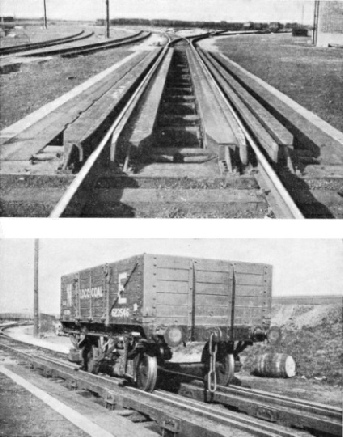 Sorting Goods Wagons
