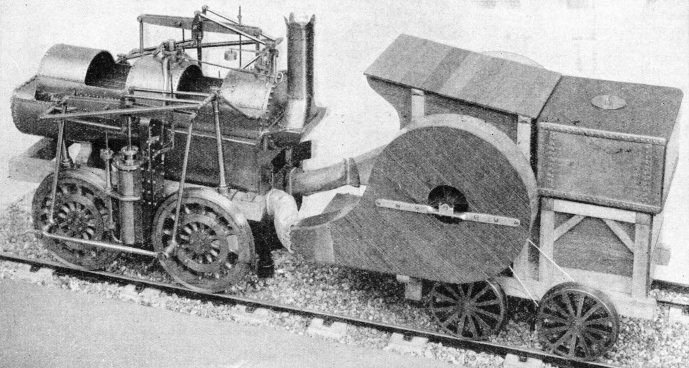 France's first locomotive of 1829