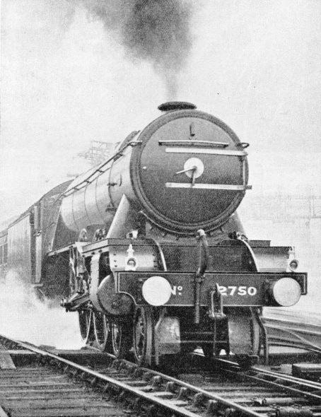 """Papyrus"", LNER Pacific No 2750"