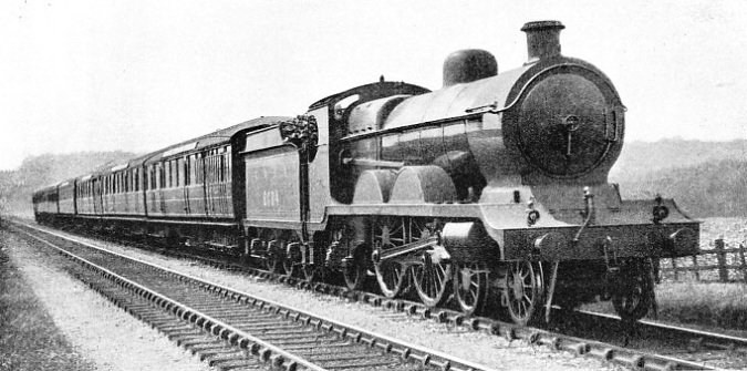 A SOUTHAMPTON-YORK THROUGH EXPRESS