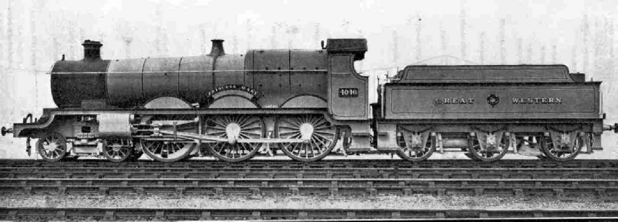 GWR 4-6-0 No. 4046 Princess Mary