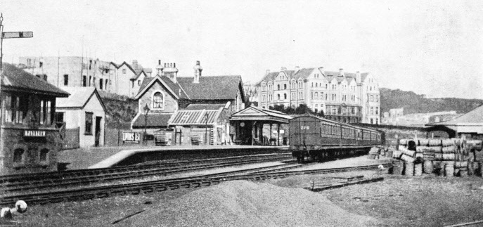 Padstow Station