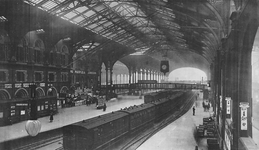 Liverpool Street Station, Great Eastern Railway