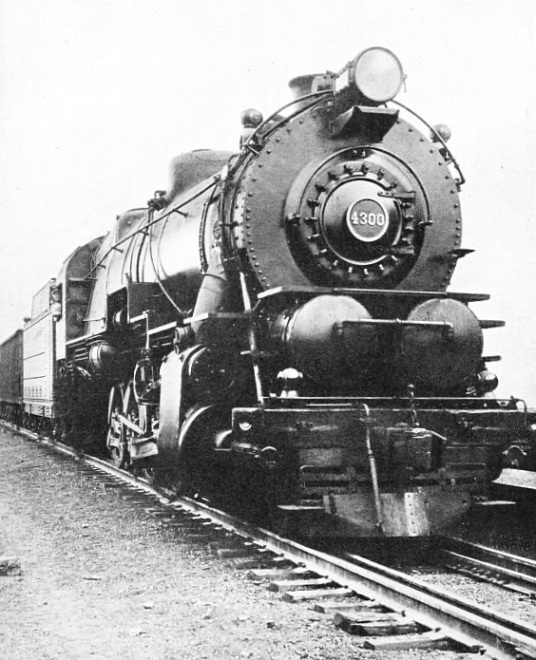 "THE GIANT FREIGHT ""DECAPOD"" OF THE PENNSYLVANIA RAILROAD"