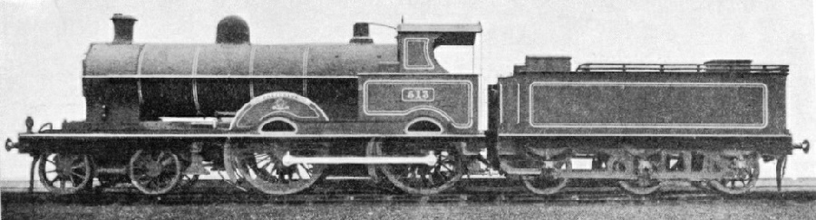 "The first engine of the ""Precursor"" class"
