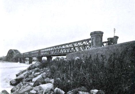 THE BRIDGE OVER THE SPEY, Great North of Scotland Railway