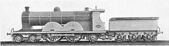 "THE FIRST ""ATLANTIC"" BUILT FOR THE LANCASHIRE AND YORKSHIRE RAILWAY"