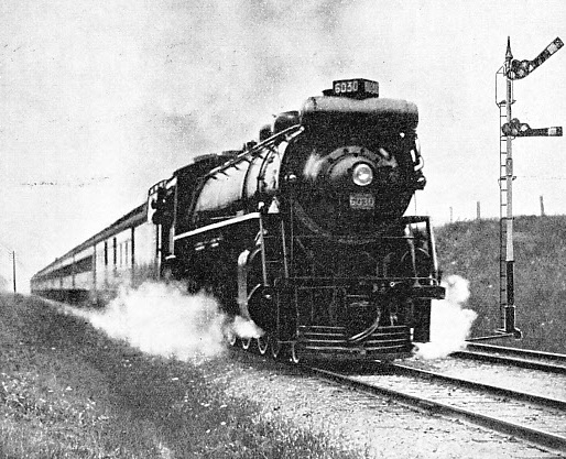 "THE ""INTERNATIONAL LIMITED"" of the Canadian National Railways"
