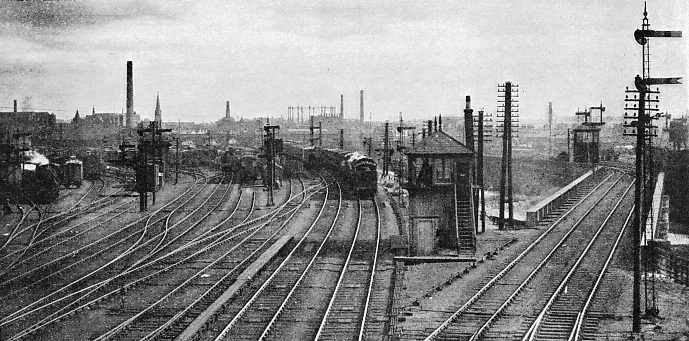 Viaduct Yard, Carlisle Station