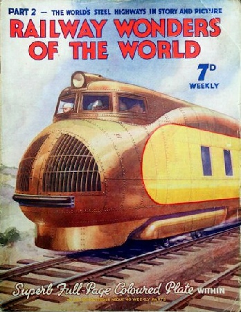 railwaywWonders of the world