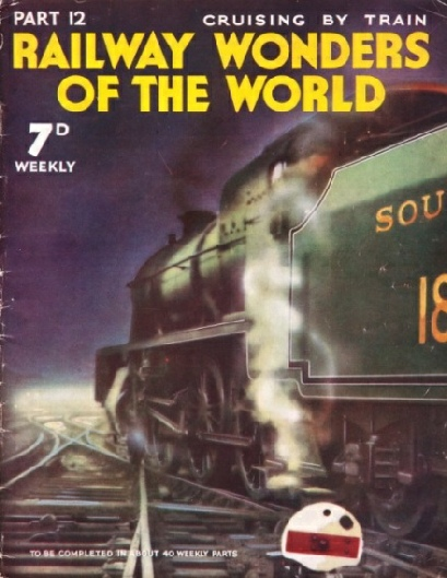 A night journey on the Southern