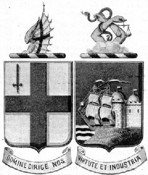 The Coat of Arms of the GWR