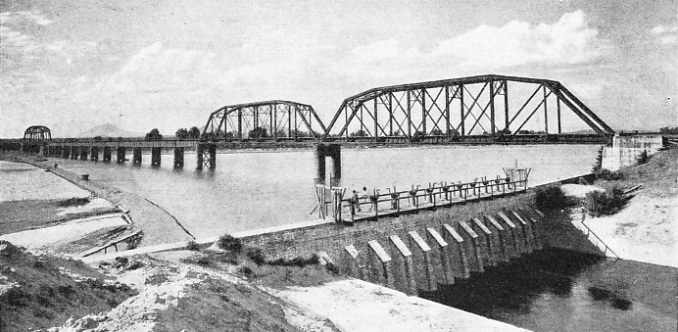 The Culiacan River Bridge