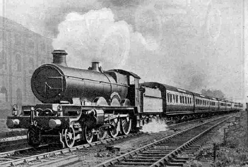 The GWR 2-hour Birmingham express