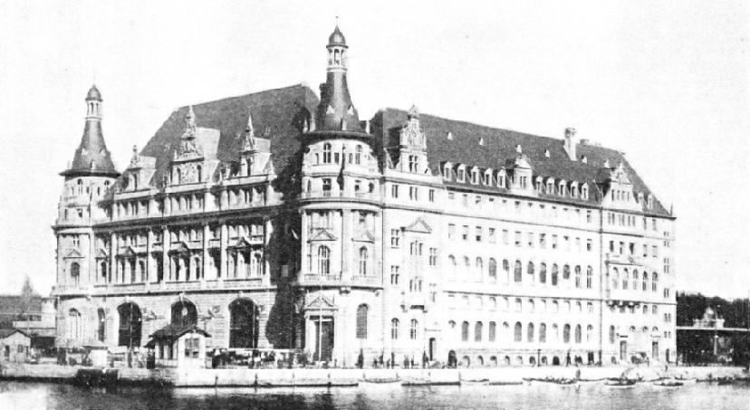 "HAYDARPASA STATION is the starting point of the ""Taurus Express"""