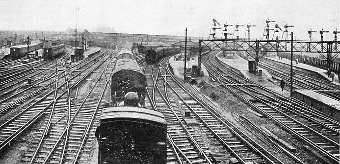 A General View of Clapham Junction