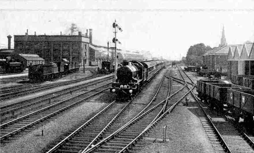 Bristol Two-hour Express, hauled by Castle class locomotive