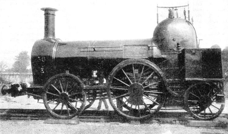 A 5 FT 3-IN GAUGE VETERAN of the Great Southern Railways, built in 1848