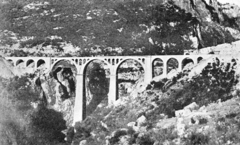 GERMAN ENGINEERS AND GERMAN CAPITAL were largely responsible for the construction of the railway to Baghdad
