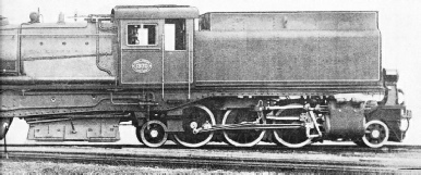 "A ""Union-Garratt"" Locomotive"
