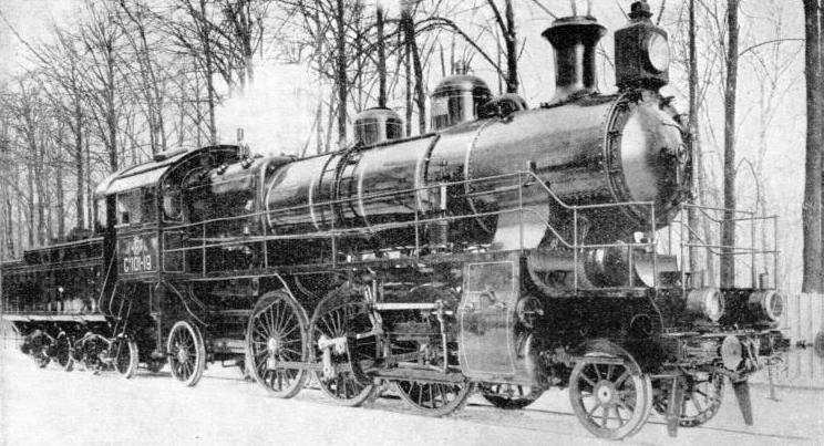 Russian Steam Locomotives