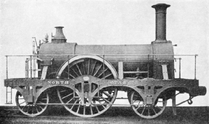 """North Star"" of the GWR"