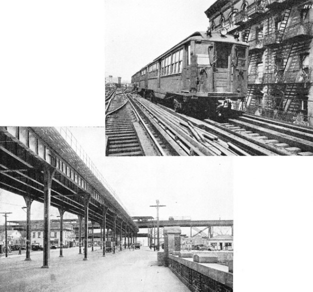 The New York Elevated Railway