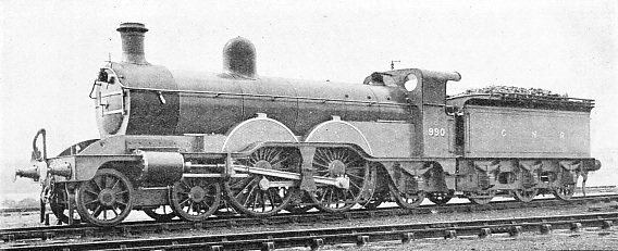 "THE FIRST BRITISH ""ATLANTIC"", BUILT FOR THE GREAT NORTHERN RAILWAY (1898)"